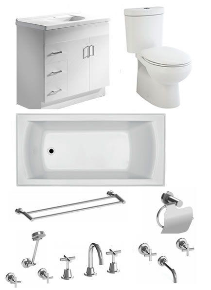 Budget Bathroom Renovation Packages